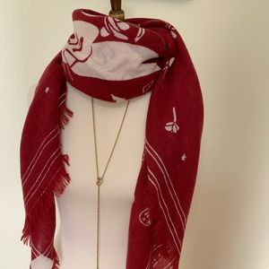 """Accessories - Madewell 50"""" square scarf"""